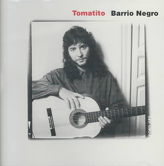 BARRIO NEGRO BY TOMATITO (CD)