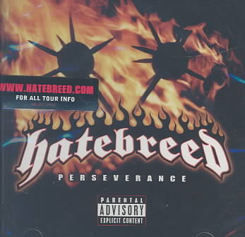 PERSEVERANCE BY HATEBREED (CD)